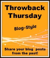 Throwback Thursday image small