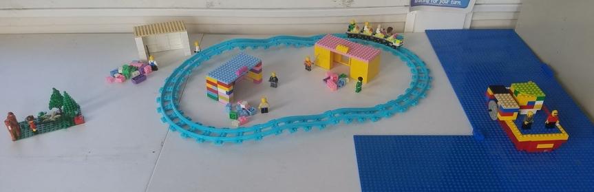 lego reconstruction