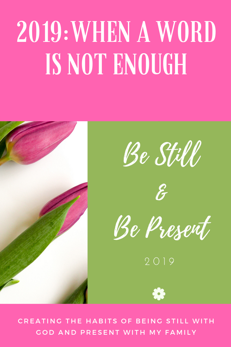 be still and be present pintrest