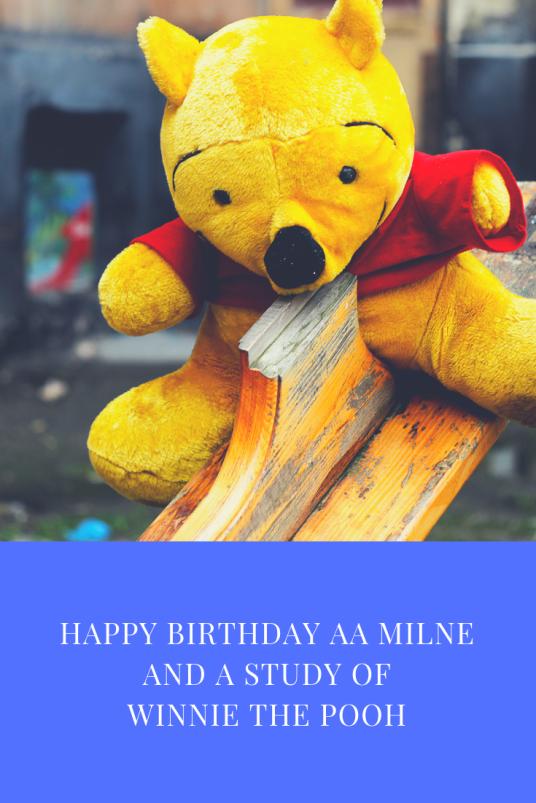 happy birthday aa milne
