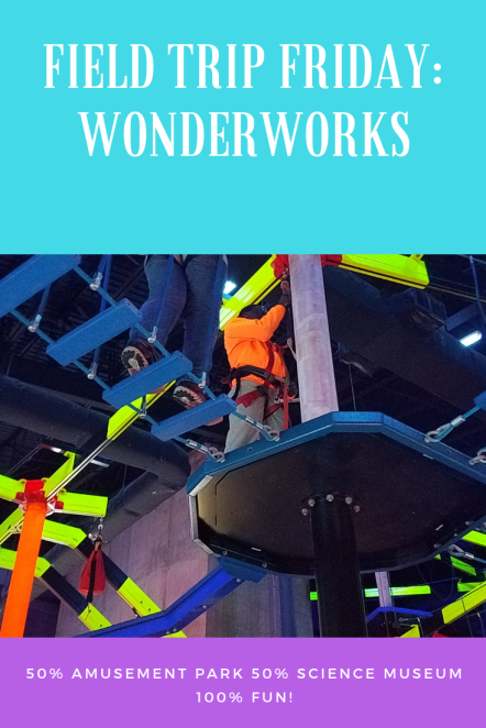 What to expect from a trip to WonderWorks Science Musuem