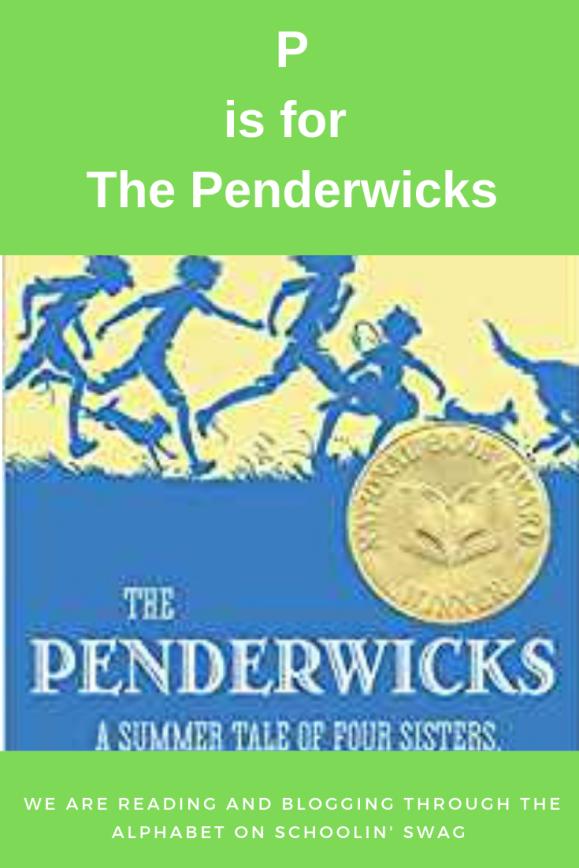 p is for penderwicks pinterest