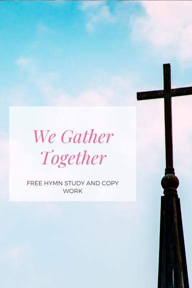 We Gather Together Pinterest