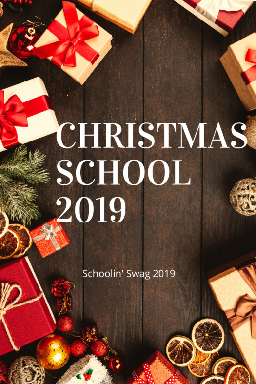 Christmas School Pinterest