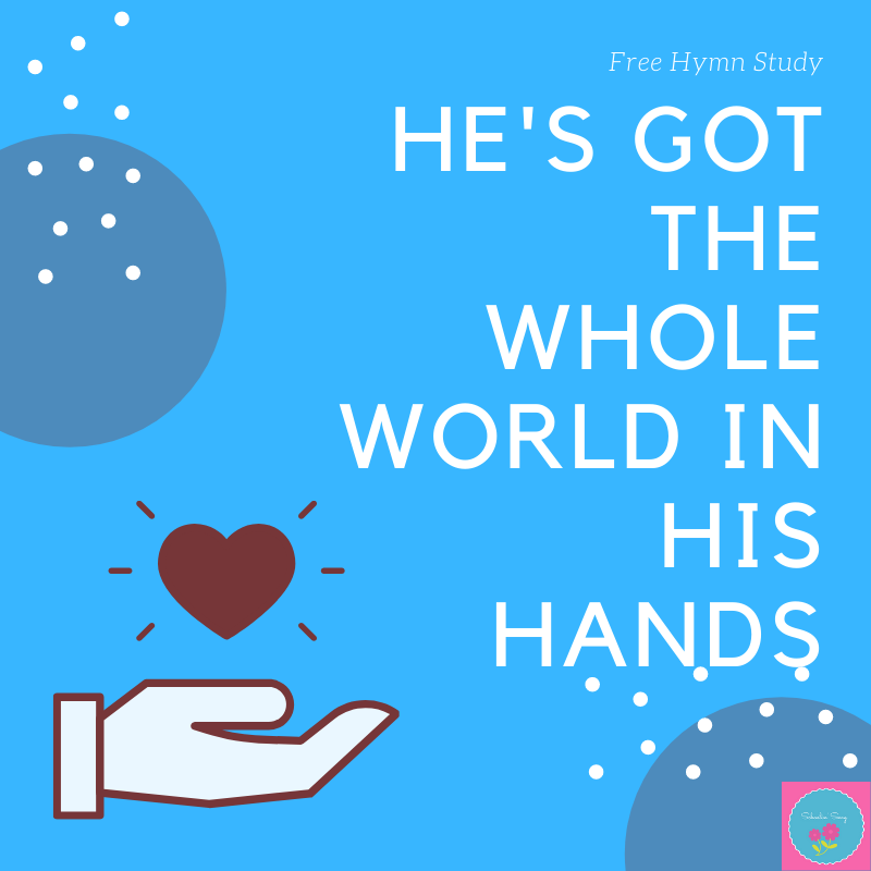 He's Got The Whole World In His Hands Picture