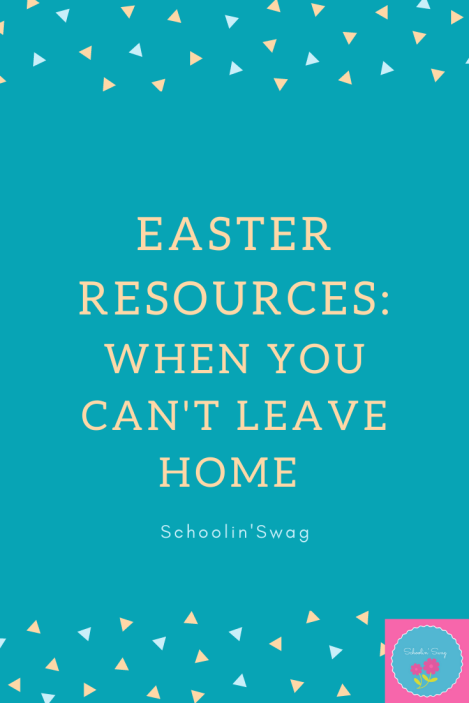 Easter Resources pinterest