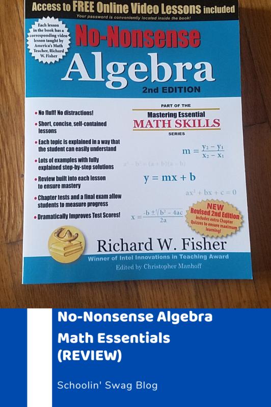 No-Nonsense Math Pinterest