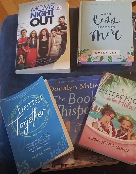 2020 books mom